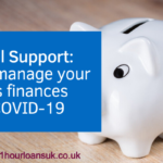 Why or When You Require Financial Support?